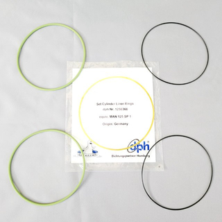 DPH Cylinder Liner Rings for MAN 125 SP1