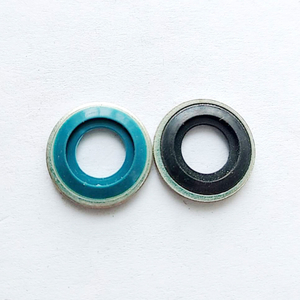 M8 NBR Rubber Gasket/bonded Sealing Washer/metal Compound Rubber Ring