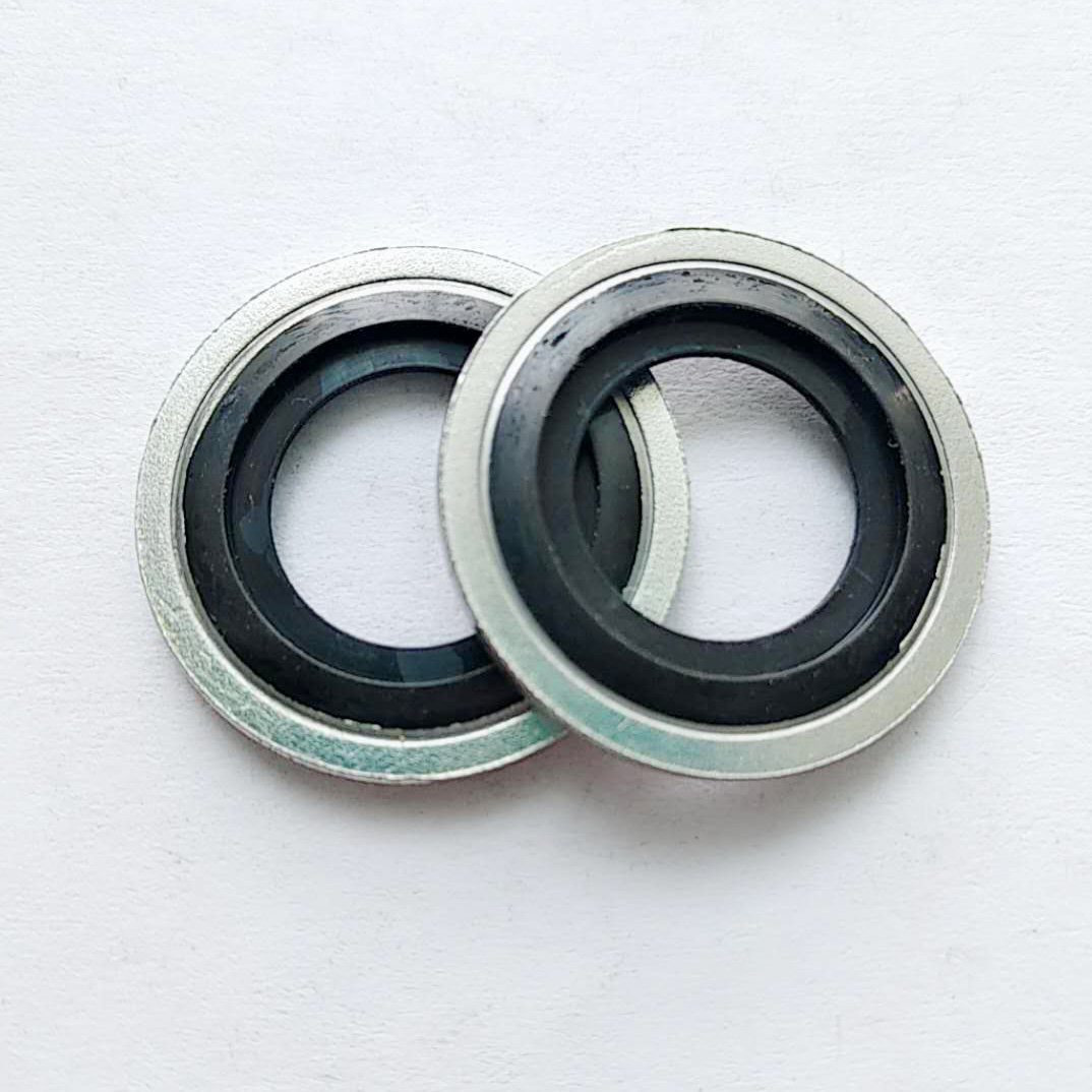 Centering Bonded Seal Bonded Washer Sealing Washer- M14 Sizes