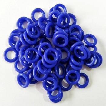 NBR/ Silicone/FKM Rubber O Ring in Size 12.37X2.62