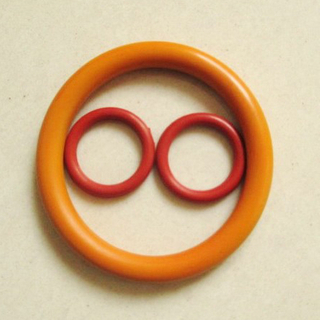 Rubber/silicone/viton/epdm Oil Resistance O-ring.