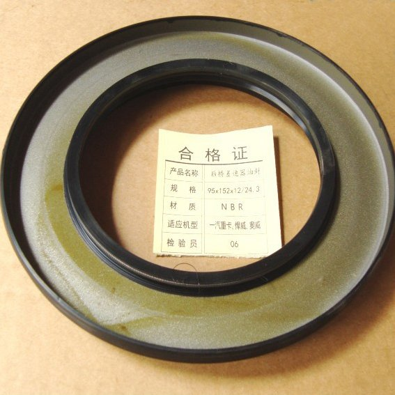 Rear Axle Differential Oil Seal Size 95-152-12-24mm