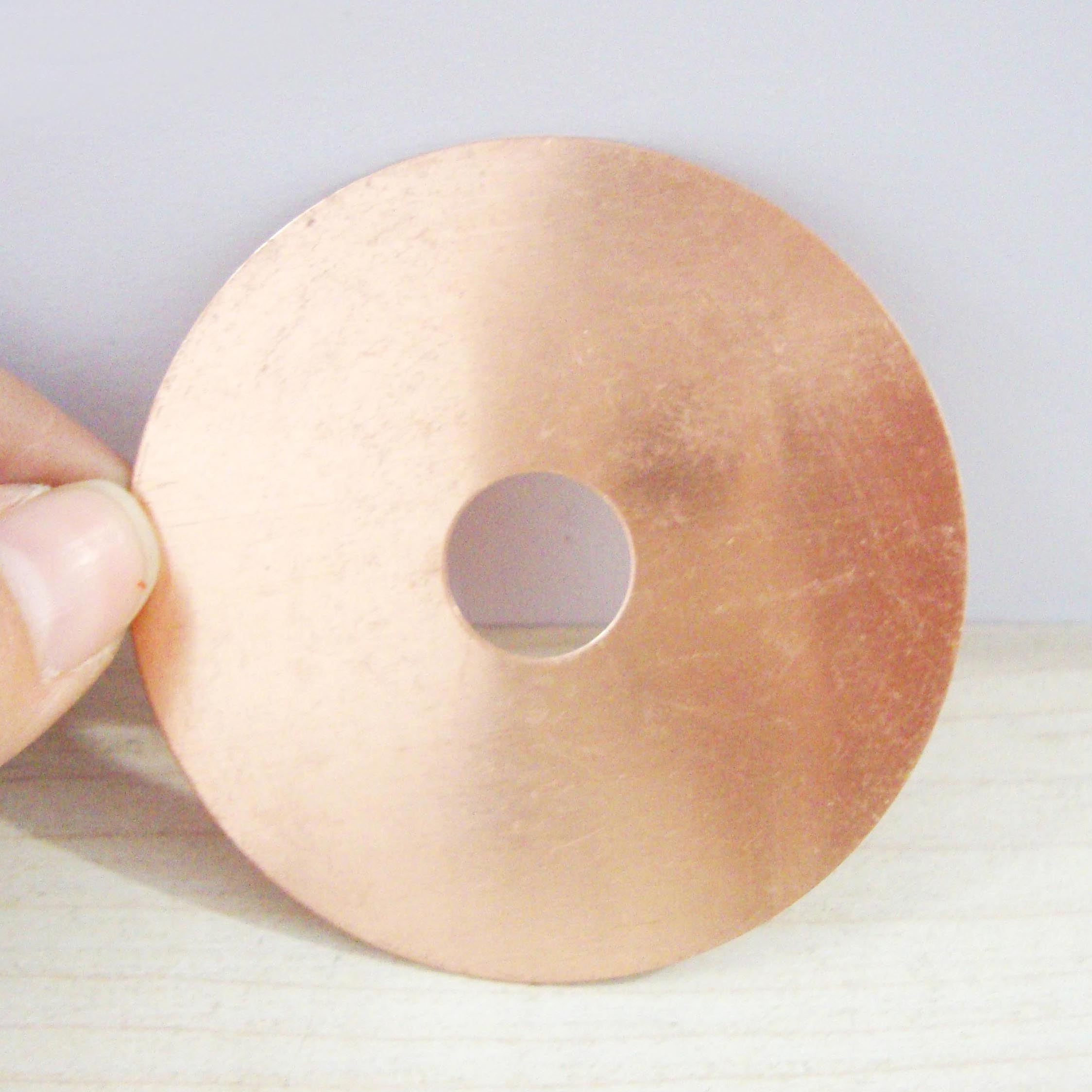 Copper Ring Gasket for Fuel Injector in Good Auto Sealing Function