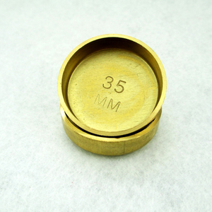35mm Stamping Parts Core Plug