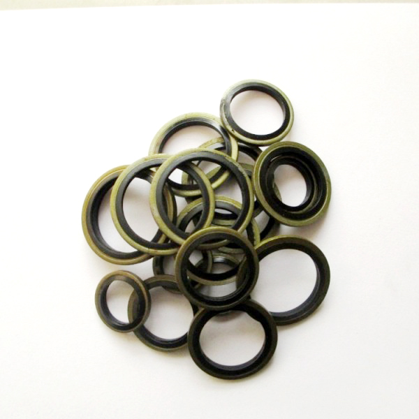 Bonded Seal Bronze Washer Sealing
