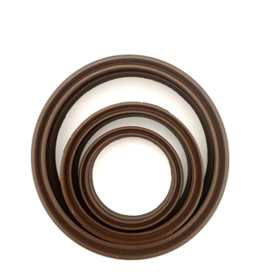 Rubber Seal Ring For Mercedes-Benz Size 80*90*17/53*63*16.2/41*47*12