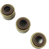 Valve Stem Oil Seal For Mazda OEM RF0110155 Size 8*13.9*15.2*12.9