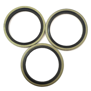 Metric Bonded Gasket 27.5*35*2MM